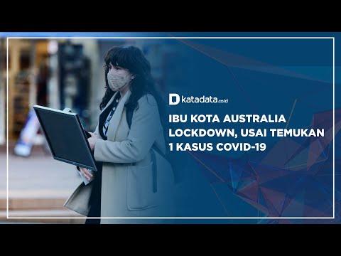 Ibu Kota Australia Lockdown, Usai Temukan 1 Kasus Covid-19   Katadata Indonesia