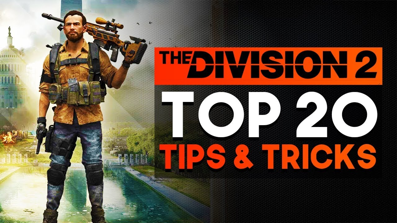 Division 2 Tipps