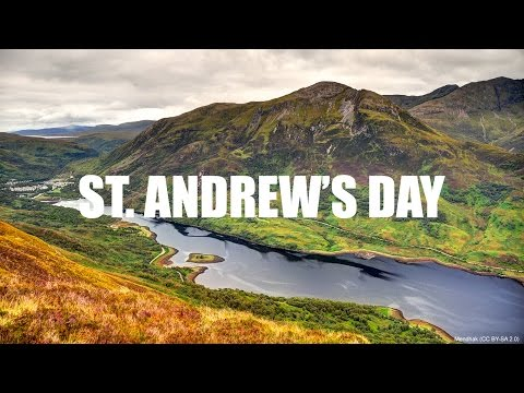 The significance of St Andrew's Day