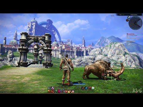 TERA (2021)  Gameplay (PC UHD) [4K60FPS]