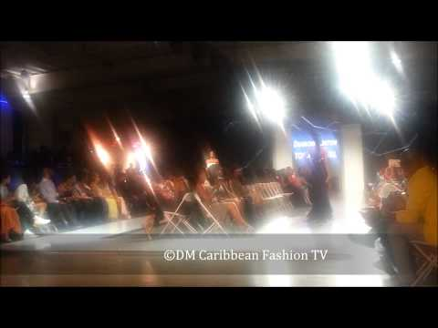 Caribbean Fashion Week 2014, 14th June: Fashion show 4   Diamond Linton from Tobago