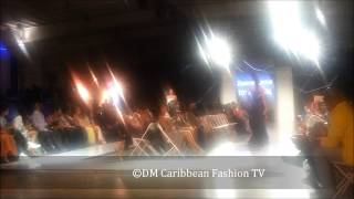 Caribbean Fashion Week 2014, 14th June: Fashion show 4   Diamond Linton from Tobago Thumbnail