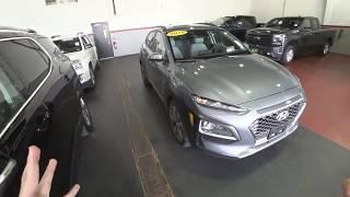 2019 Hyundai Kona P.O.V Review