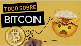 ¿ Qué es BITCOIN, cómo funciona, vale la pena INVERTIR ? TODO lo que necesitas saber | Español