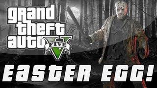 "Grand Theft Auto 5 | Serial Killer ""Nursery Rhyme"" Easter Egg! (GTA V)"