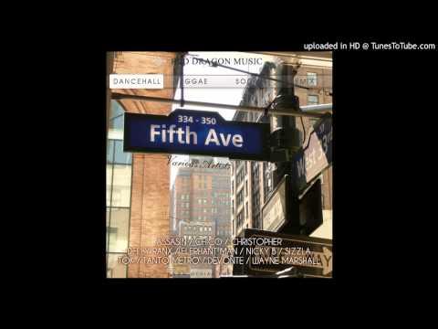 Dj Shakka - Fifth Avenue Riddim Mix - 2004