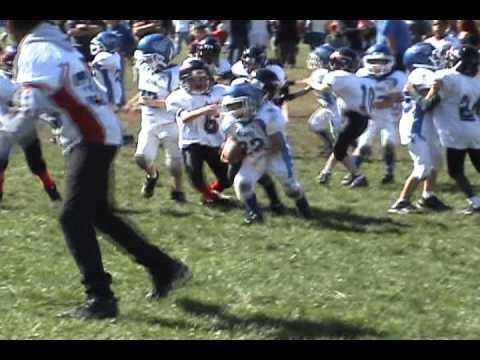 Valley Cottage Indians Tiny Mites 2010 Season Highlights