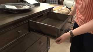 How To Remove A Drawer With Metal Glides
