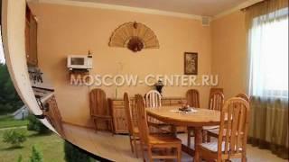 видео Аренда коттеджей в Московской области