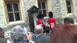 Make Way For The Queen's Guard