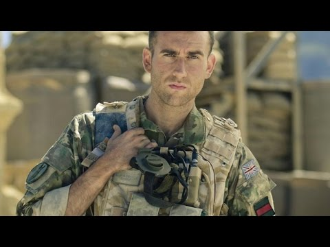 Neville Longbottom No More: Matthew Lewis s Off Buff Bod in Military Series