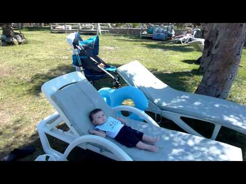 Aydin's First Vacation