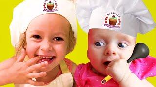 Hot Cross Buns | Nursery Rhymes & Kids Songs