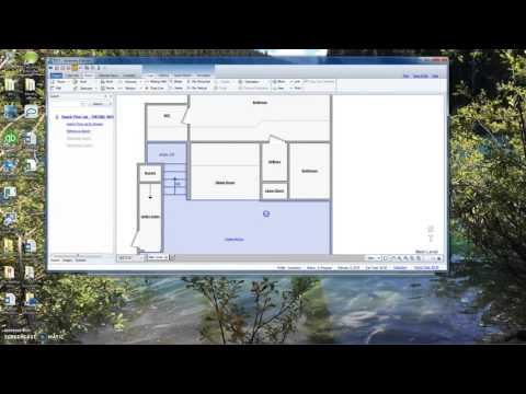Xactimate Sketch (Part 2 of 2):freedownloadl.com  softwares, wall, hvac, ceil, kitchen, thermostat, english, french, download, unit, bathroom, insul, window, wizard, plumb, free