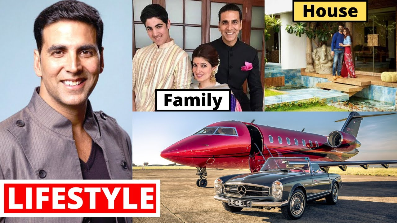 Akshay Kumar Lifestyle 2020, Daughter,Salary,SonHouseCarsWifeBiographyNetWorth-The Kapil Sharma Show