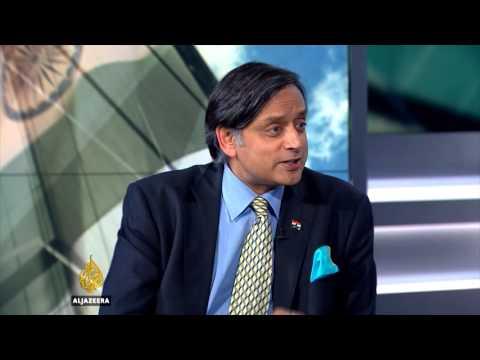 UpFront - The Headliner: Indian MP Shashi Tharoor
