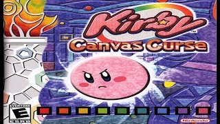 TAP (DS) Kirby Canvas Curse - Story as Kirby (No Damage)