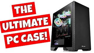 Thermaltake S300 TG The Ultimate Mid Tower PC Case