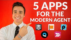 5 Apps the Modern Agent Needs To Market Successfully
