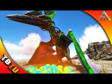AWESOME PTERANODON COLOR MUTATIONS! ARK BREEDING MUTATIONS! Ark Survival Evolved