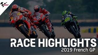 MotoGP Race Highlights |2019 #FrenchGP