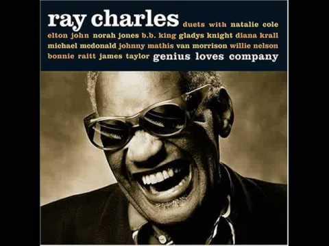 Ray Charles & Elton John - Sorry Seems to Be the Hardest Word (2004)