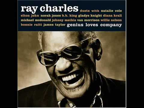 Ray Charles & Elton John  Sorry Seems to Be the Hardest Word 2004