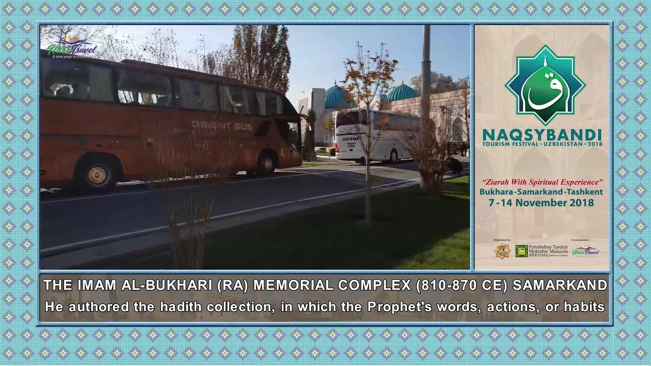 NAQSYBANDI TOURISM FESTIVAL UZBEKISTAN 2018