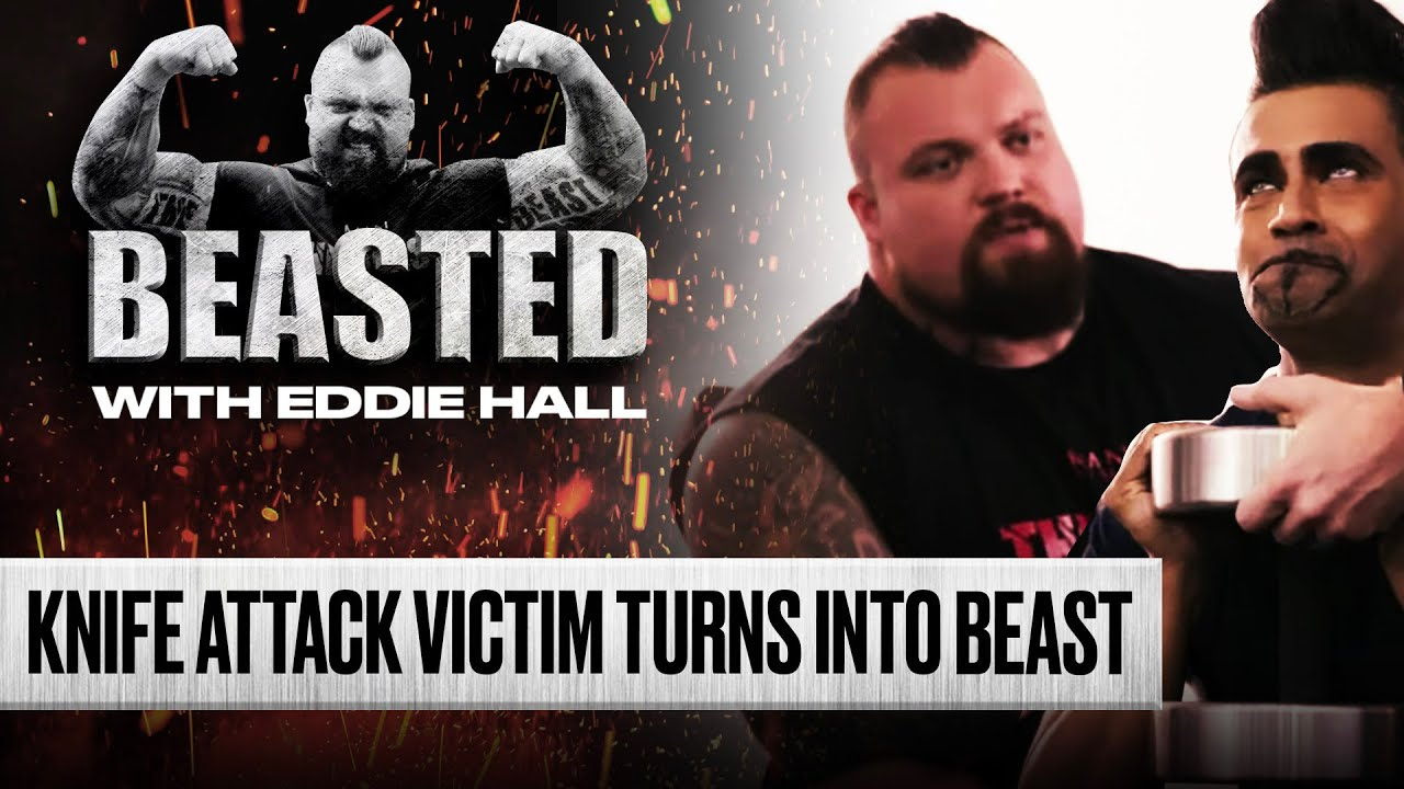 Eddie Hall Transforms Man's Life After Homophobic Attack | BEASTED | SPORTbible