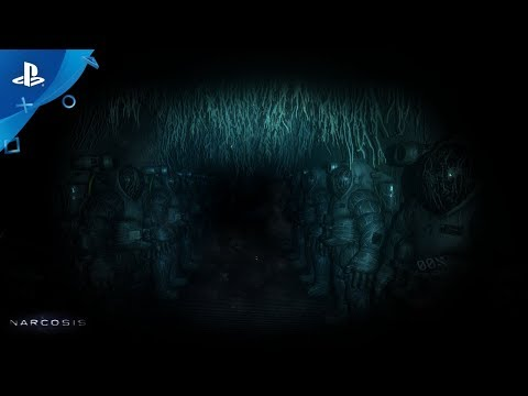 Narcosis – Gameplay Trailer | PS4