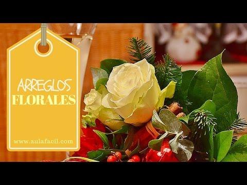 Introducción Arreglos Florales Con Flores Naturales