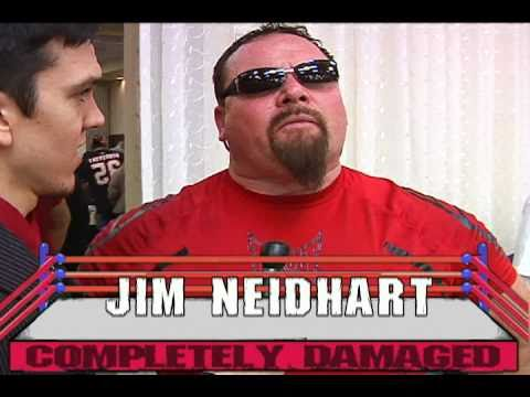 "Jim ""The Anvil"" Neidhart and Smith Hart get COMPLETELY DAMAGED!"