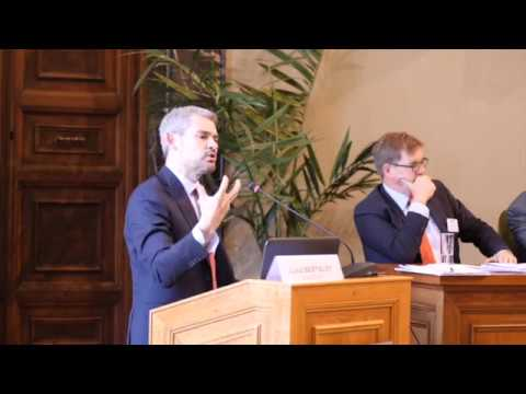EeMAP Event Rome 09.06.17 - Luca Bertalot Description of mortgage origination & funding value chain