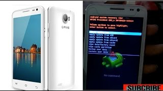 How To GFIVE President G6 hardreset  All chinese smartphone same procees (HINDI)