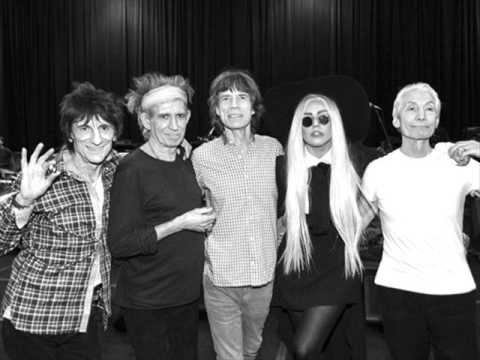 Rolling Stones ft Lady Gaga - Gimme Shelter