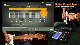 Roland Guitar Friend Jam Demo #2; Pops