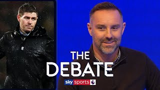 Has Steven Gerrard revolutionised Rangers? | Kris Boyd & Tom Huddlestone | The Debate