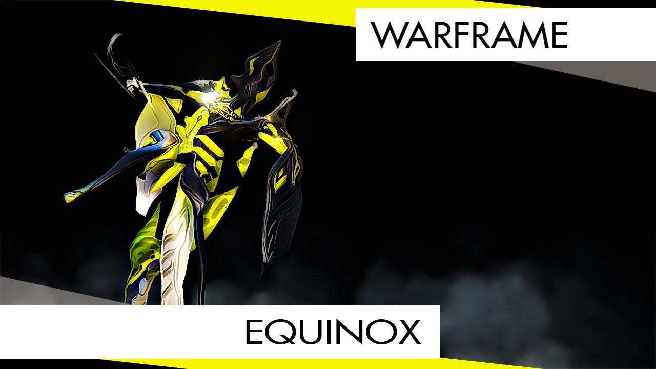 warframe equinox 3 forma dangerzone youtube