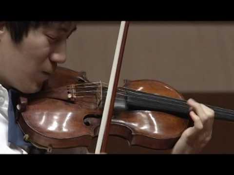 신주형_Violin_2012 JoongAng Music Concours
