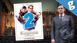 Kingsman 2 : Le Cercle d'Or, un casting et une destination de folie