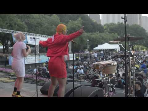 Madame Gandhi Live @ Taste of Chicago 2018