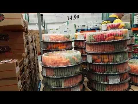 Food Prices in Canada, Costco Market ,  Calgary City #04 | ត