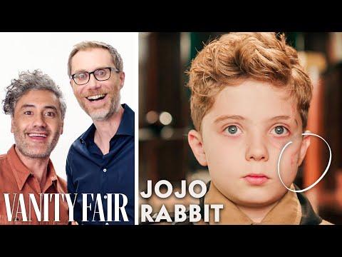 Taika Waititi and Stephen Merchant Break Down a Scene from 'Jojo Rabbit'