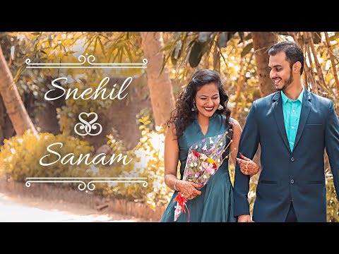 SNEHIL & SANAM | PreWedding | Sahil M Photography