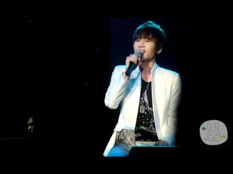 110625 K.Will My Heart Beating Concert - Dream (A Love To Kill OST)