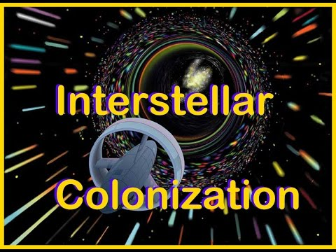 Interstellar Colonization