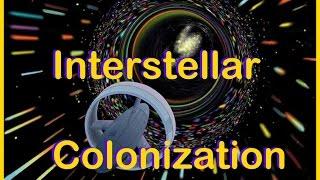 Interstellar Colonization