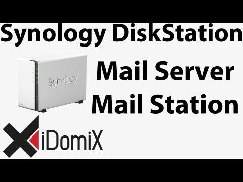 Synology DiskStation Mail Server und Mail Station einrichten