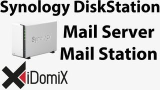 Synology DiskStation Mail Server und Mail Station einrichten