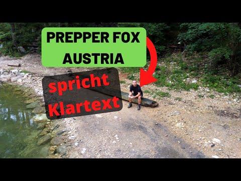 Prepper Fox Austria spricht Klartext - Es geht um die Wahrheit! ????